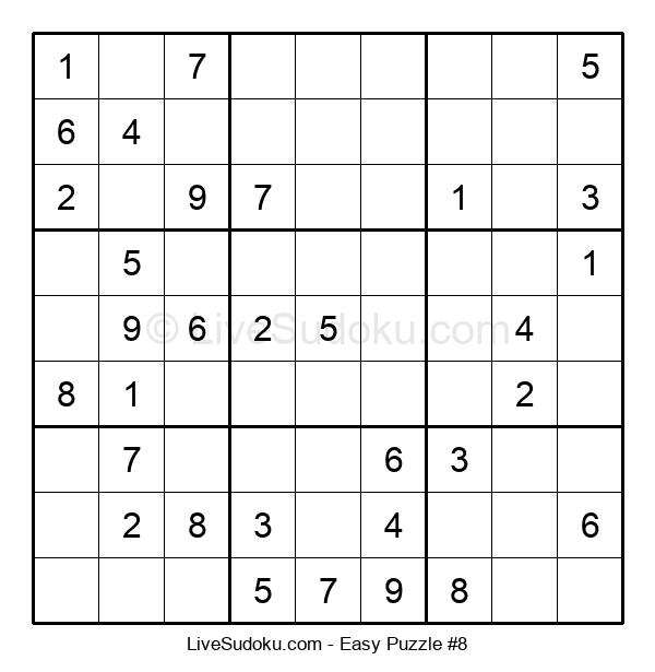 Beginners Puzzle #8