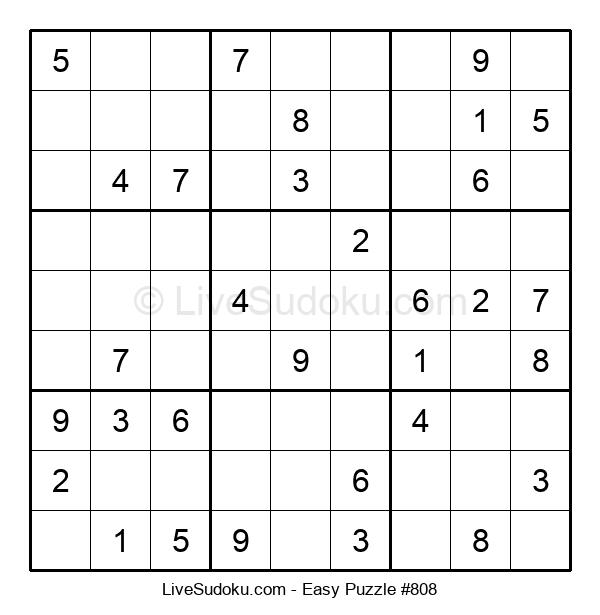 Beginners Puzzle #808