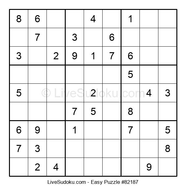 Beginners Puzzle #82187