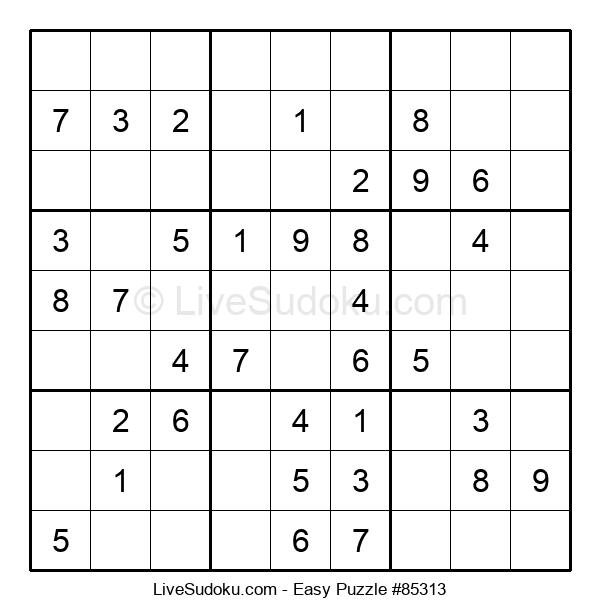 Beginners Puzzle #85313