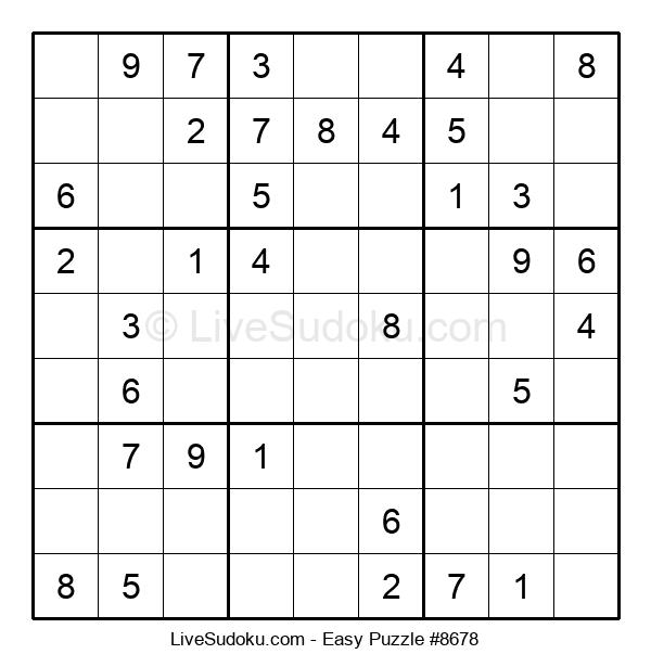 Beginners Puzzle #8678