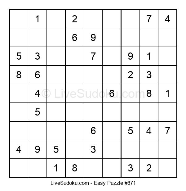 Beginners Puzzle #871