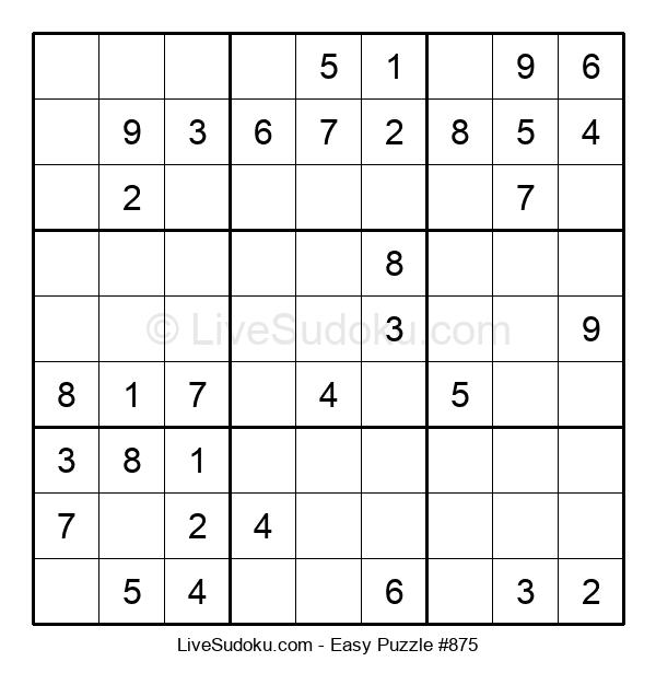 Beginners Puzzle #875