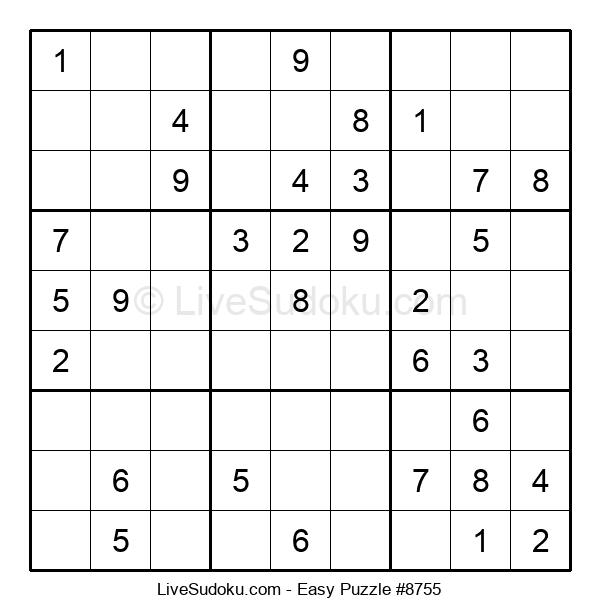 Beginners Puzzle #8755