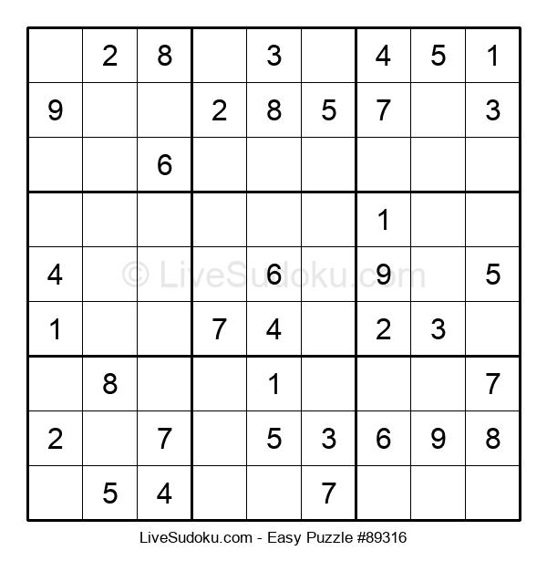 Beginners Puzzle #89316