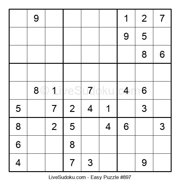 Beginners Puzzle #897