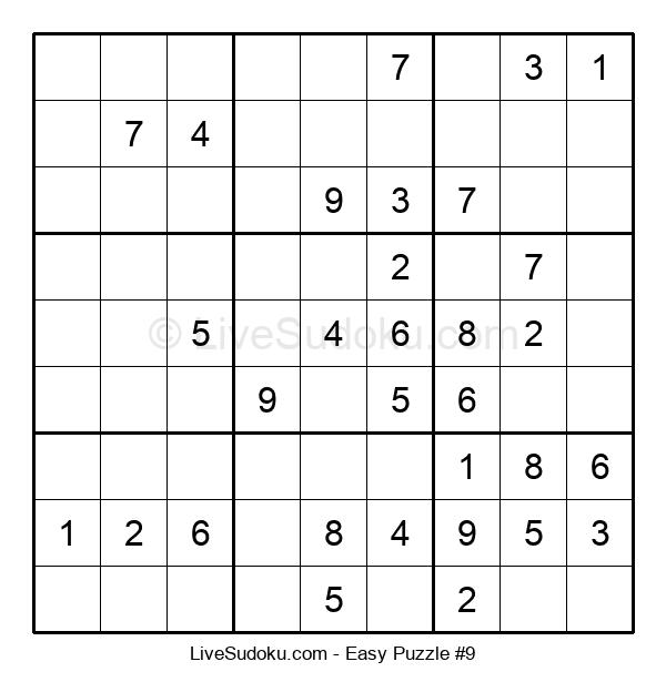 Beginners Puzzle #9