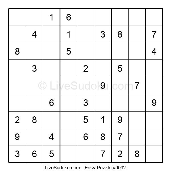 Beginners Puzzle #9092