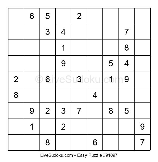 Beginners Puzzle #91097