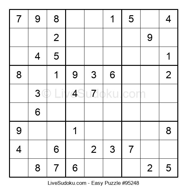 Beginners Puzzle #95248