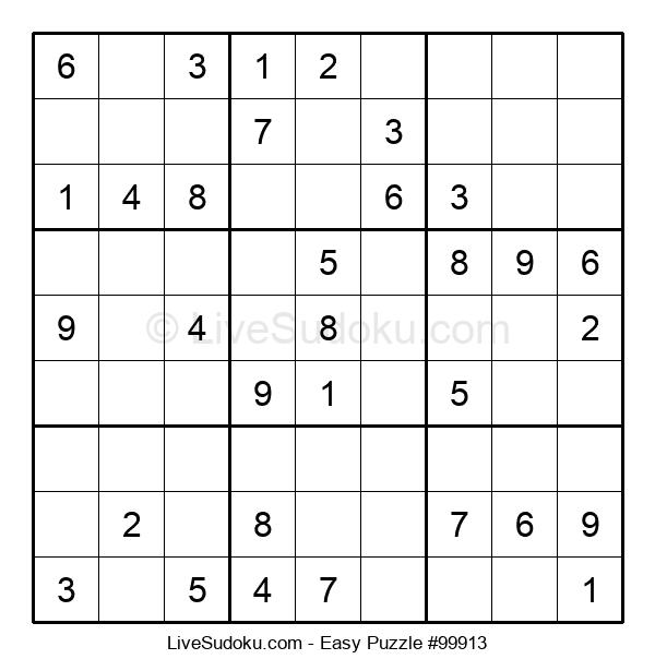 Beginners Puzzle #99913