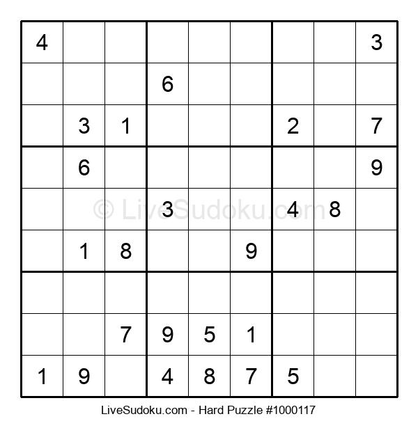 Hard Puzzle #1000117