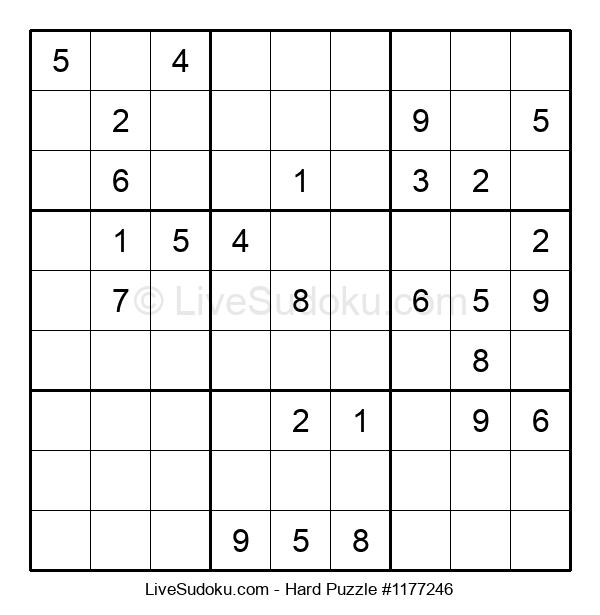 Hard Puzzle #1177246