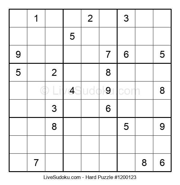 Hard Puzzle #1200123
