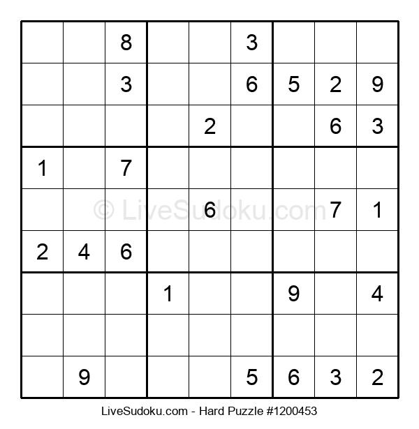 Hard Puzzle #1200453