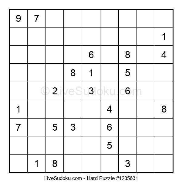 Hard Puzzle #1235631