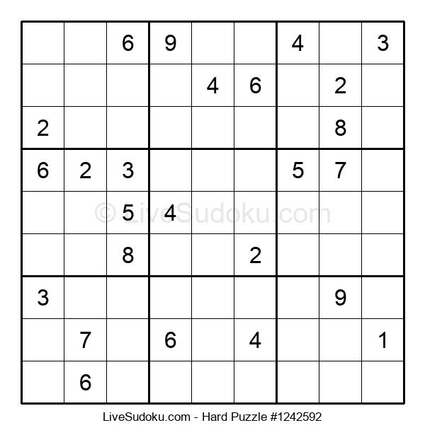 Hard Puzzle #1242592