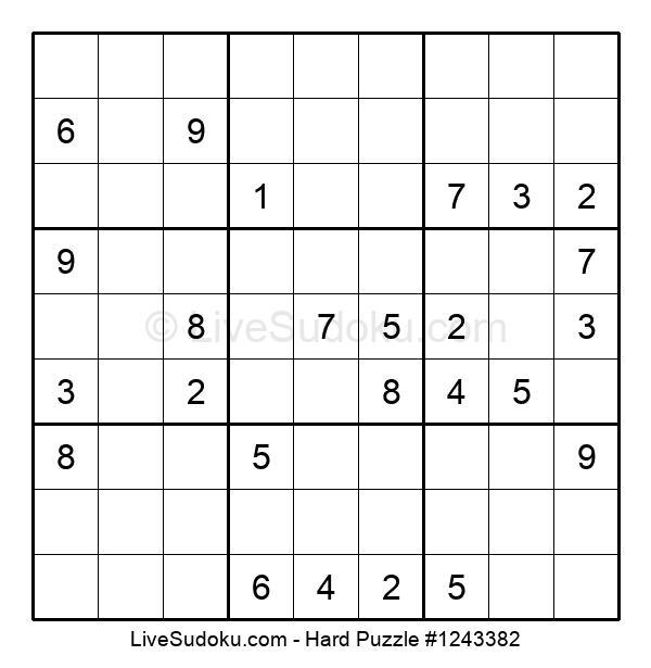 Hard Puzzle #1243382