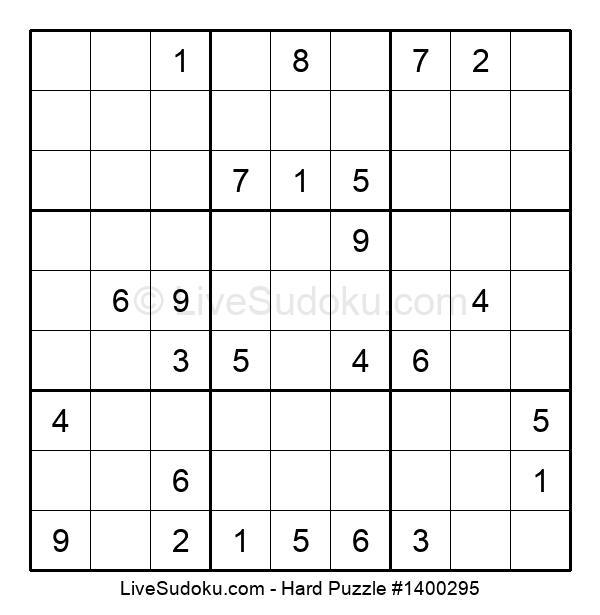 Hard Puzzle #1400295