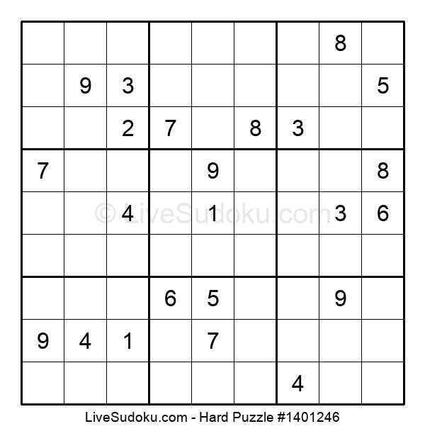 Hard Puzzle #1401246
