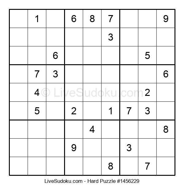Hard Puzzle #1456229