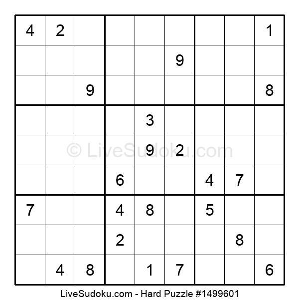 Hard Puzzle #1499601