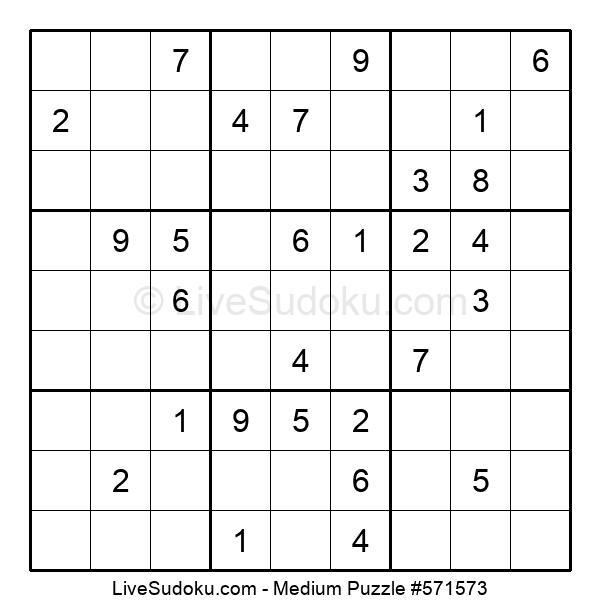 Medium Puzzle #571573