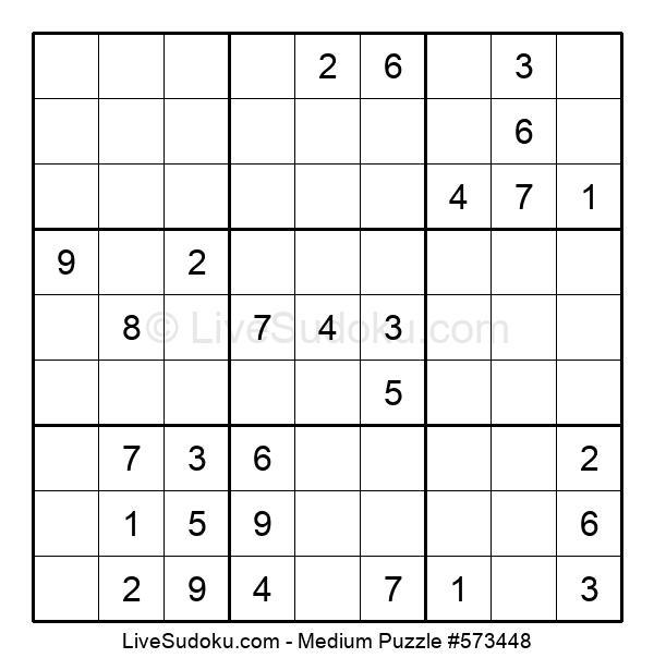 Medium Puzzle #573448