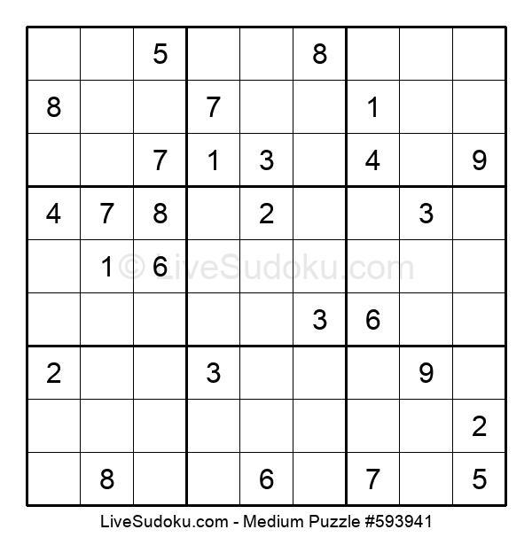 Medium Puzzle #593941
