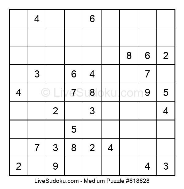 Medium Puzzle #618628