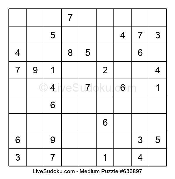 Medium Puzzle #636897