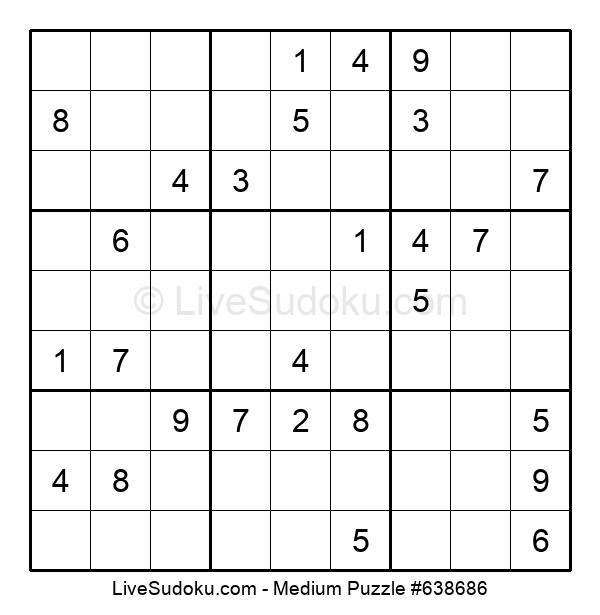 Medium Puzzle #638686