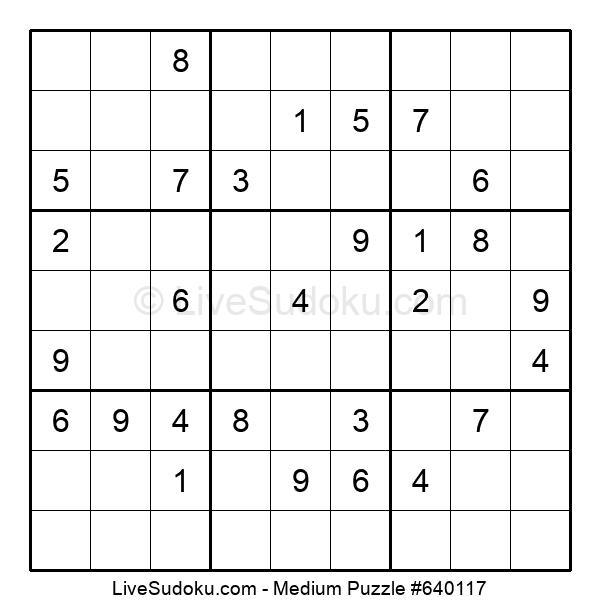 Medium Puzzle #640117