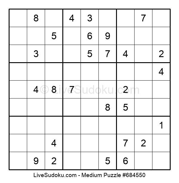 Medium Puzzle #684550