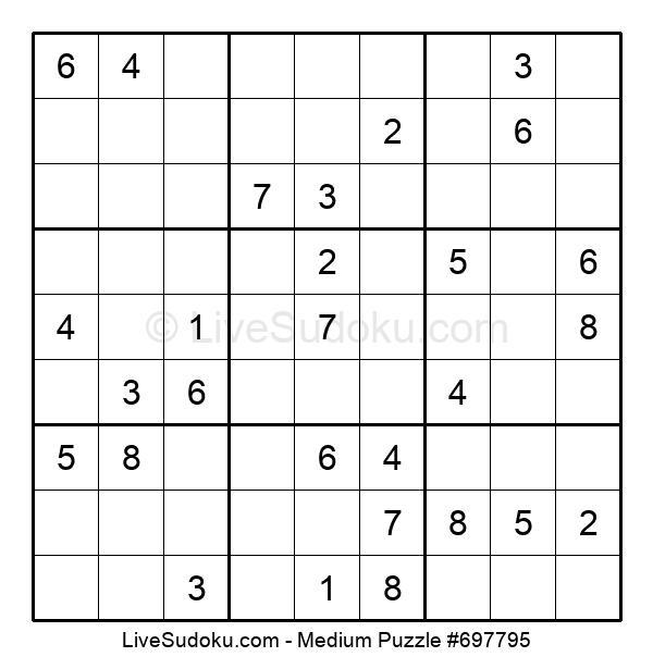 Medium Puzzle #697795