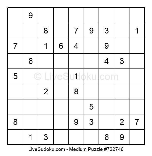 Medium Puzzle #722746