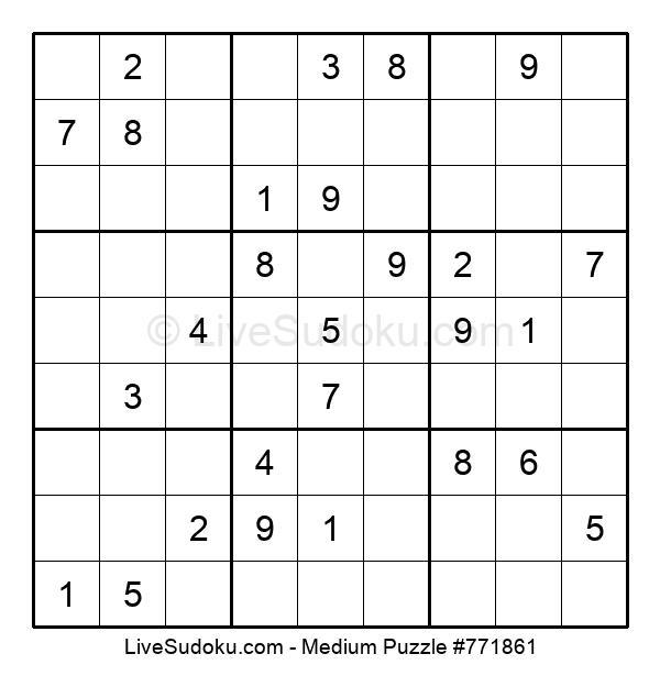 Medium Puzzle #771861