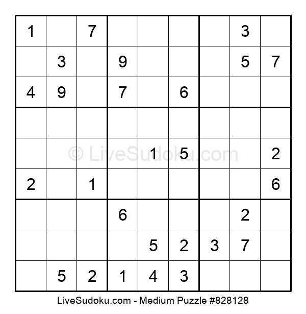 Medium Puzzle #828128