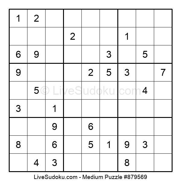 Medium Puzzle #879569