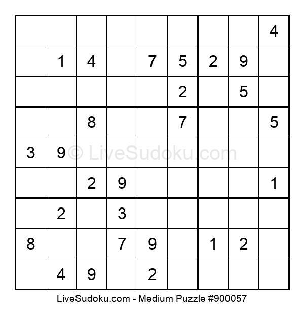 Medium Puzzle #900057