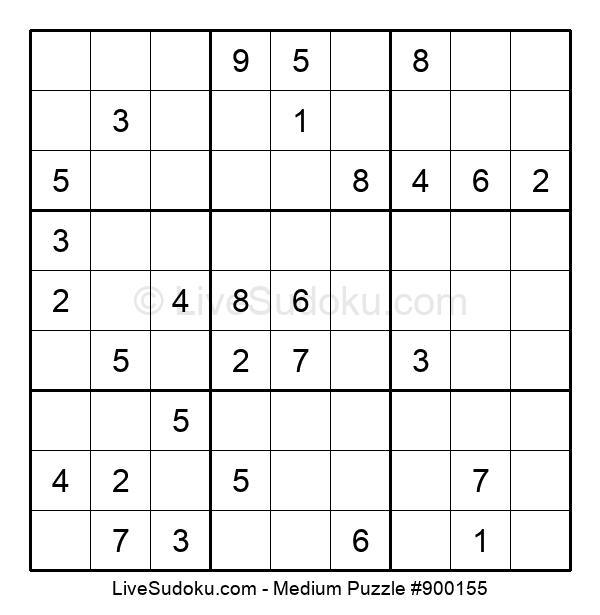 Medium Puzzle #900155