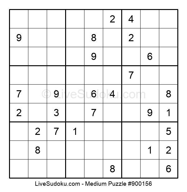 Medium Puzzle #900156