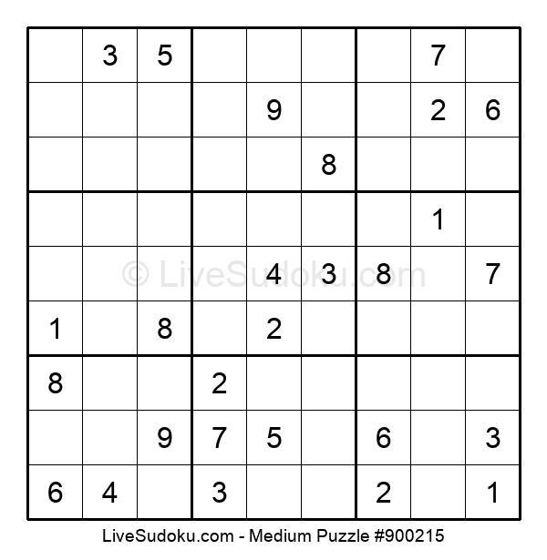 Medium Puzzle #900215
