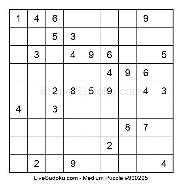 Medium Puzzle #900295