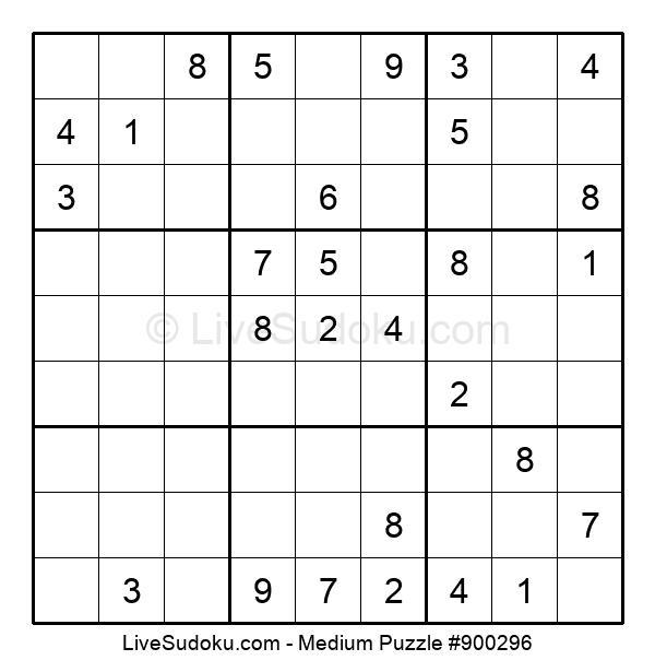 Medium Puzzle #900296