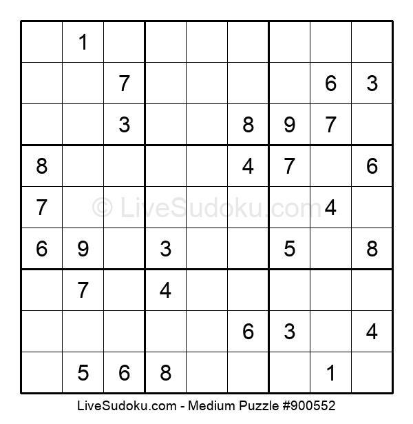 Medium Puzzle #900552