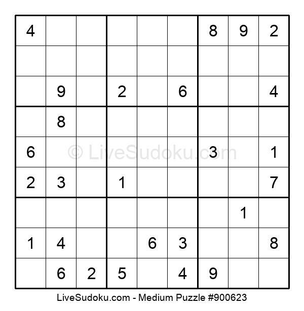 Medium Puzzle #900623