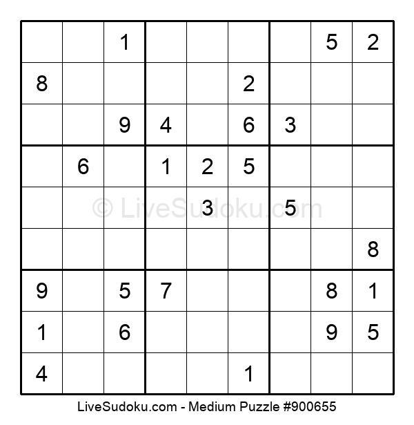 Medium Puzzle #900655