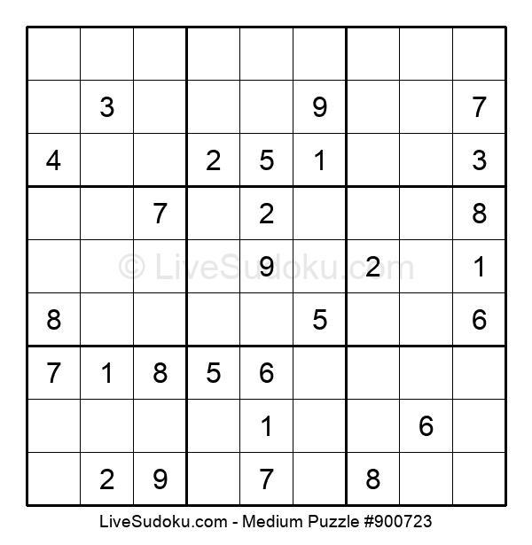 Medium Puzzle #900723
