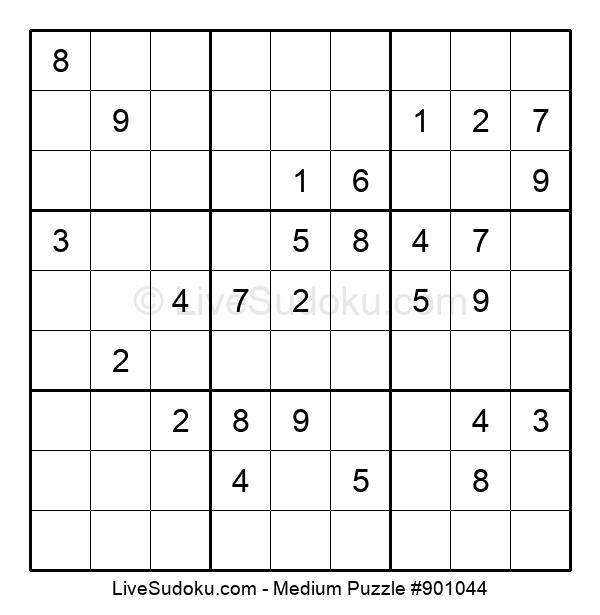 Medium Puzzle #901044